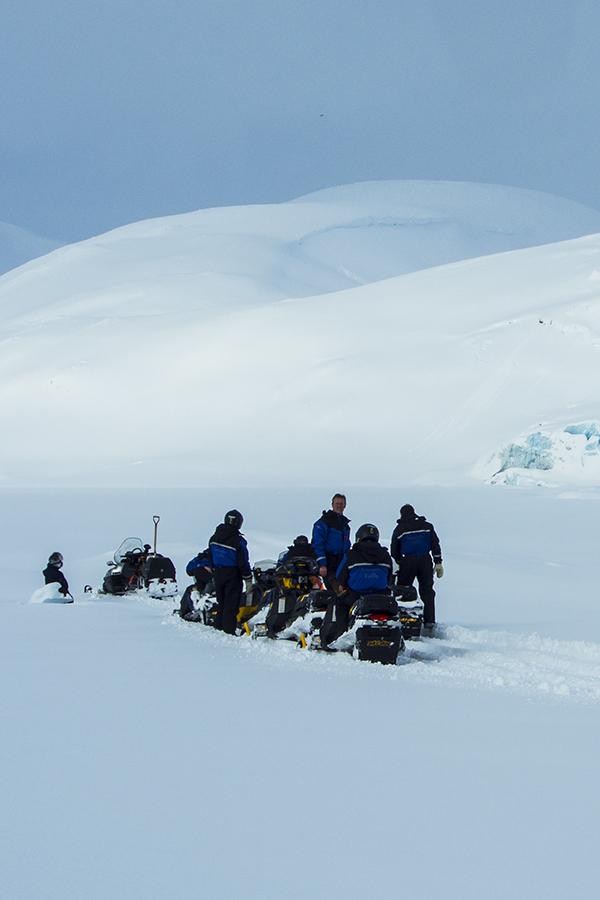 2-day Bespoke snowmobile adventure-Sulitelma